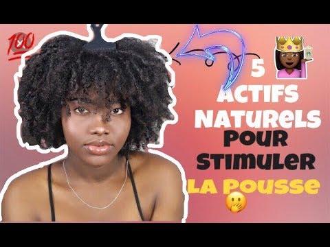 5 Produits Naturel Pour Stimuler la pousse / Cheveux, crépus,Bouclés,Frisés/Roosiboo