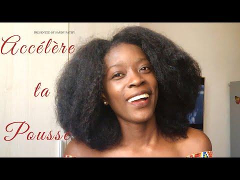 6 BONNES MANIÈRES D'ACCÉLÉRER LA POUSSE DU CHEVEU CRÉPU / 6 GOOD WAYS TO ACCELERATE HAIR GROWTH