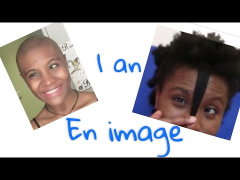 1 AN DE POUSSE : Mon évolution capillaire _ cheveux crépus