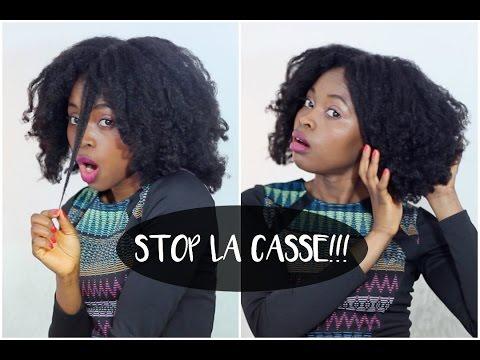 3 Règles d'Or pour Stopper Immédiatement la Casse   Cheveux Crépus, Frisés, Bouclés ou Lisses