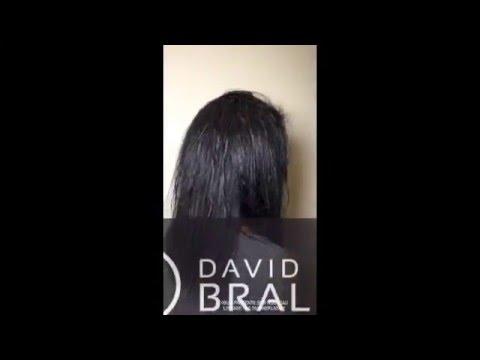 Taninoplastie pour cheveux frisé épais – David Bralizz