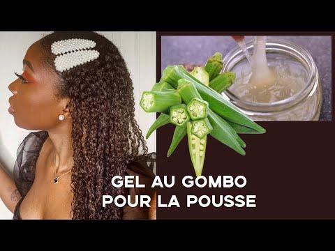 Le GOMBO sur les cheveux crépus 🌱