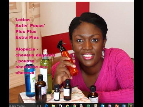 Lotion Acti Pouss' Plus Plus Extra Plus _ Alopécie, cheveux dégarnis