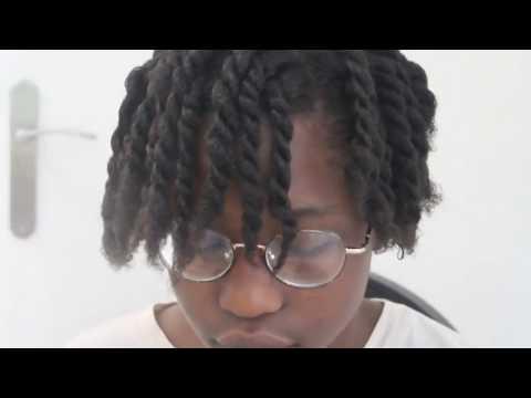 ★Suki Hair ★ Soins naturel Hydratation des cheveux crépus au thé noir
