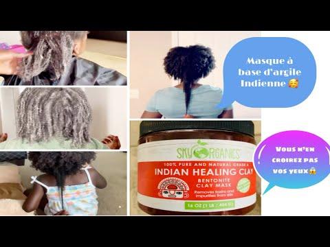 Favoriser la longueur et la bonne santé des cheveux crépus( notre secret ma fille et moi)🥰