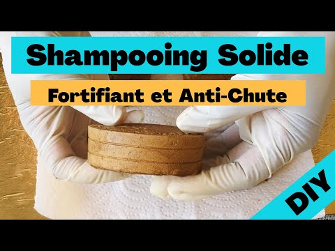 🌺45. DIY│Shampoing Solide : je vous dis tout ! + Recette d'un shampoing Solide Fortifiant Anti-Chute