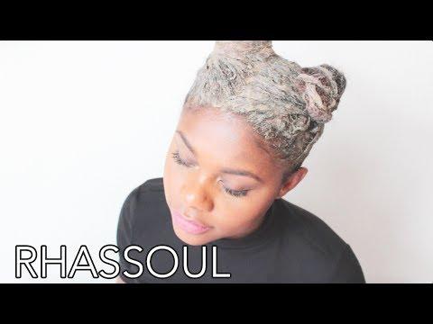 Je lave mes cheveux crépus sans shampoing : Le Rhassoul (recette maison)