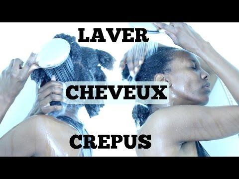 LAVER SES CHEVEUX CREPUS : WASH DAY AVEC TBEAUTY !