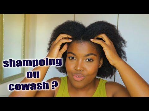 Construire sa Routine Capillaire  Le lavage des cheveux naturels crépus