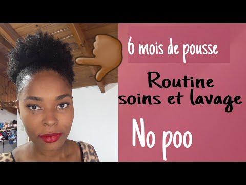 Je lave mes cheveux crepus sans shampooing + soins profonds – NO POO