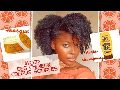 Les Après-Shampoings et les Masques Profonds | Construire sa Routine Capillaire Cheveux Crépus
