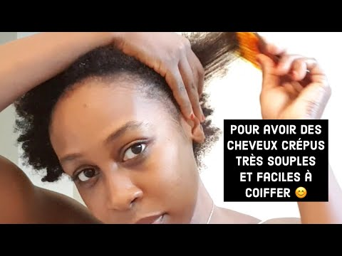 SOIN SHAMPOING CHEVEUX CRÉPUS | type 4c