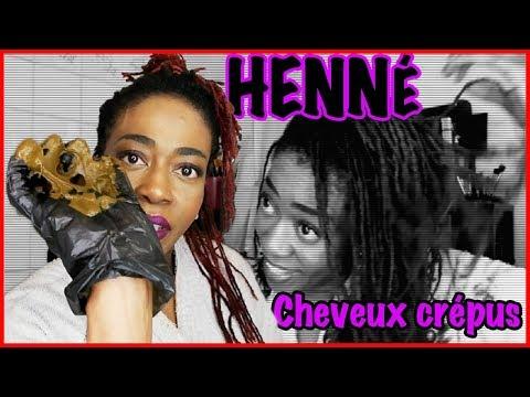 #khadi JE COLORE MES CHEVEUX AU HENNÉ (Cheveux crépus locksés)