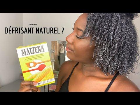 CRASH TEST CHEVEUX CRÉPUS: La Maïzena un défrisant naturel ?