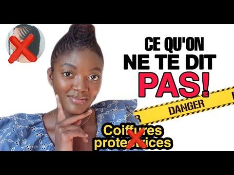 NON AUX COIFFURES PROTECTRICES ➡️ POUSSE DE CHEVEU✨