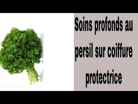 Soins#cheveux@crepus SOINS PROFONDS SUR COIFFURE. PROTECTRICE .
