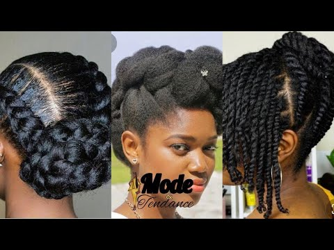 TENDANCES MODELES DE COIFFURES PROTECTRICES AFRICAINES/ AFRICAN PROTECTIVE HAIRSTYLES MODELS 2021