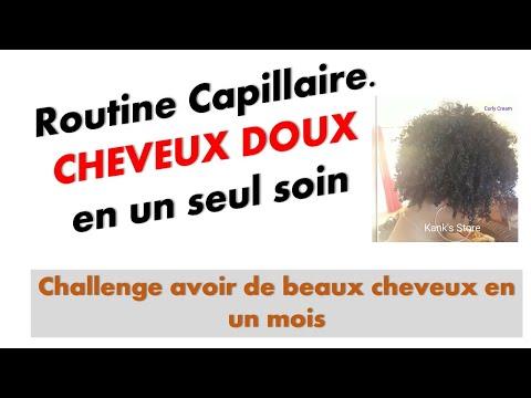 ROUTINE CAPILLAIRE COMPLETE / CHALLENGE AVOIR DE BEAUX CHEVEUX