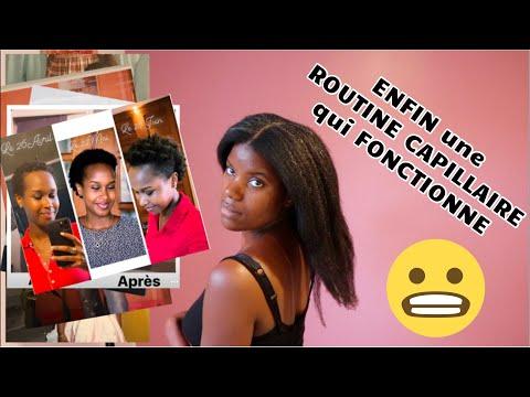 ENFIN une VRAIE ROUTINE CAPILLAIRE pour des cheveux LONGS – Challenge Capillaire n°4