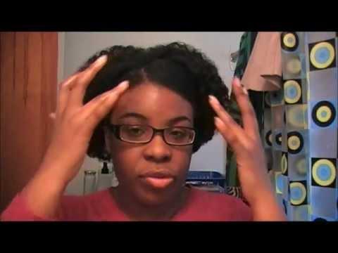 Video#106 – Coiffure pour tempes dégarnies #1