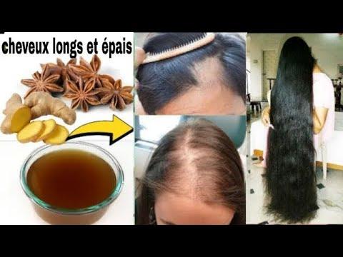Vos cheveux ne poussent pas? UTILISEZ CECI EN 3 JOURS ET VOUS N'UTILISEREZ JAMAIS UNE AUTRE RECETTE