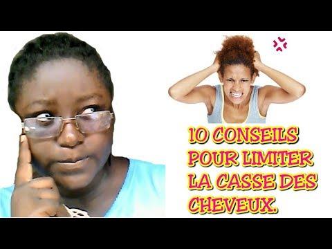 (N°25) 10 CONSEILS POUR LIMITER LA CASSE DE NOS CHEVEUX CRÉPUS !