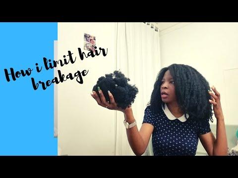 Comment limiter la casse des cheveux crépus