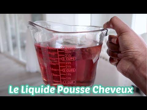 Utilise Ce Liquid Pour Stopper La Casse & Faire Pousser Tes Cheveux Rapidement