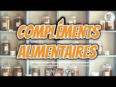 Compléments alimentaires – WhyDoc #24