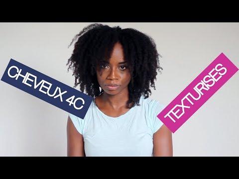 Comment Avoir les Cheveux 4C Texturisés