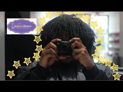 Wash n go sur cheveux 4C| salon de coiffure inhairitance| Bantu Fro