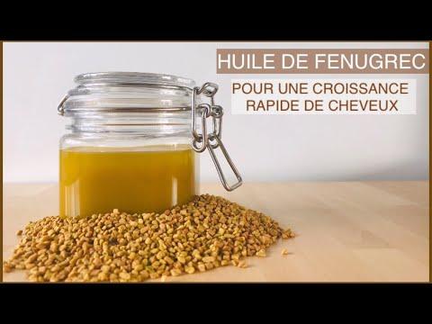 MES CHEVEUX POUSSENT INCROYABLEMENT || LA MEILLEURE FACON DE FAIRE L'HUILE DE FENUGREC