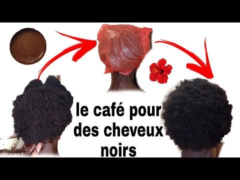 👌🏾le meilleur masque au café à tester sur cheveux crépus 🔥🔥