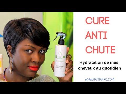 STOP CHUTE DE CHEVEUX   Cure Anti-Chute [ HAÏTI AFRO