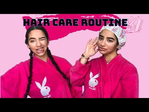 Hair Routine : Conseils Pour Des Cheveux Longs Et Brillants