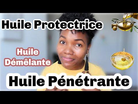 Les Meilleurs Huiles Des Cheveux Naturels Crépus SEC Pour BAIN D'HUILE/PREPOO/SOIN – PART 1