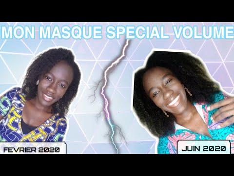 VOLUME CHEVEUX CREPUS : MON MASQUE by Chic nappy