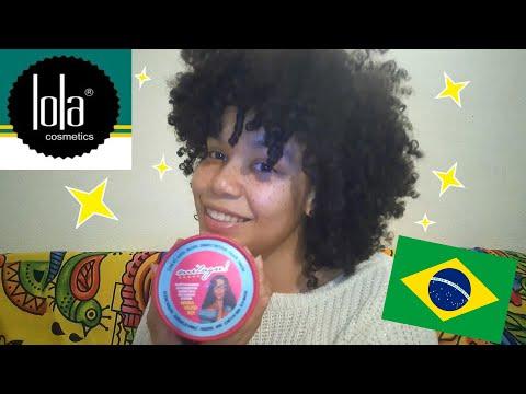 PRODUIT CAPILLAIRE BRÉSILIEN: VOLUME ET DÉFINITION CHEVEUX BOUCLÉS Ft. Milagre-Lola Cosmetics (LONG)