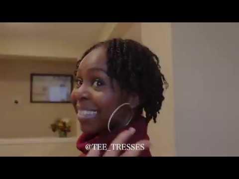 Routine anti-pelliculaire cheveux crépus avec la gamme Dry & Itchy de As I Am x @tee_tresses