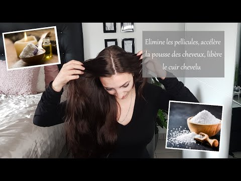 Comment réaliser un vommage cuir chevelu ( Contre les pellicules )