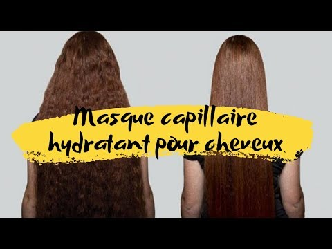 Traitement du cuir chevelu | Masque capillaire hydratant pour cheveux