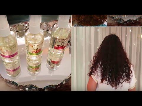 Solution Pour Chute Et  Cheveux Abîmé