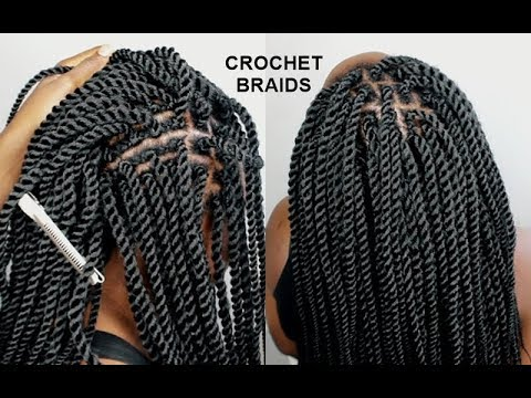 YOU CAN'T TELL IT'S CROCHET TWIST (1 HOUR)