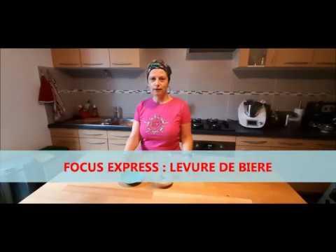 Focus express: levure de bière en paillettes