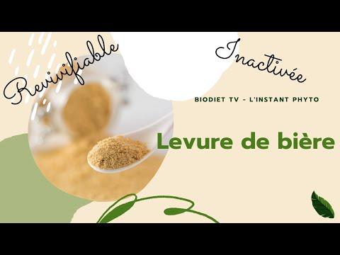 🥜 Levure de bière…riche en biotine et les cheveux 🔆, dans l'Instant Phyto [ BioDiet TV ]. 🎬