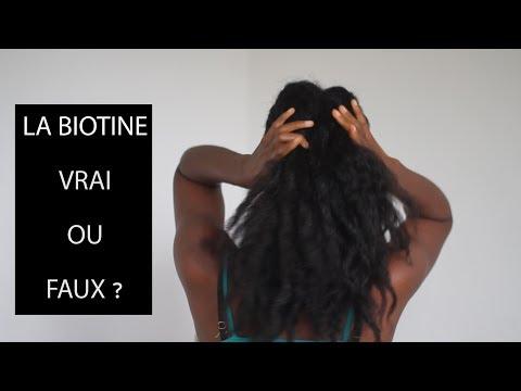 La Biotine pour la Pousse des Cheveux – Ca marche ou Pas?