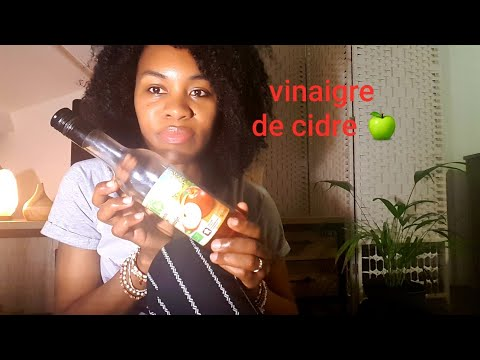 VINAIGRE DE CIDRE 🍏🍎anti-acné? ventre plat?🧚♀️💗