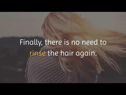 Pourquoi vous devriez vous rincer les cheveux avec du vinaigre de cidre de pomme et du miel