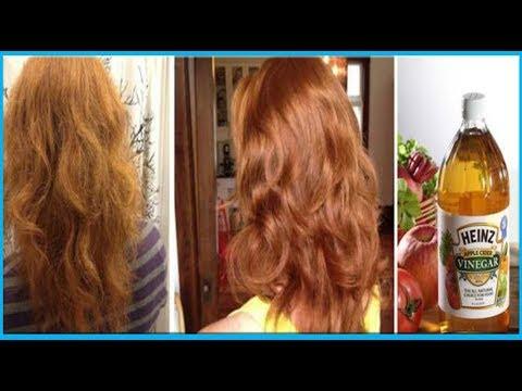 Comment utiliser le vinaigre de cidre pour les cheveux ?