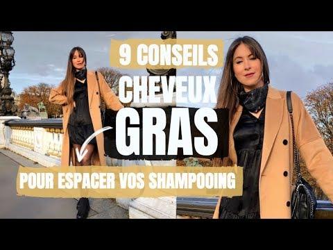 ADIEU CHEVEUX GRAS | 9 CONSEILS POUR ESPACER TES SHAMPOOING! ✔️